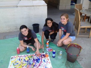 Art Start Paints a Picture-Perfect Program For Claremont Youths