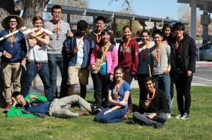 Science Olympiad Team Revs Up Its Engine for State After Regional Win