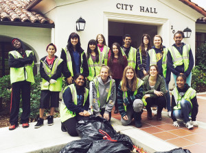 Teen Green 4 A Cleaner Claremont Begins Village Clean-up Initiative
