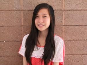 Salutatorian Iris Yu to Study Biochemistry with the Bruins