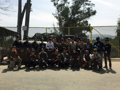 CHS Students Partake in Paintball and Airsoft as Fun Hobbies