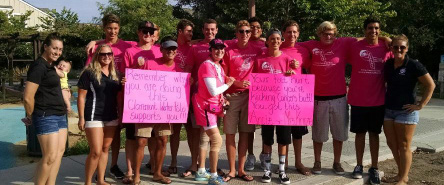 Kickin' It With Kellan Grant: An Inspiring Walk for a Cure
