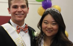 A Road to Remember: Homecoming 2015 Princess Christine Hyun and Prince Jack Kolodge