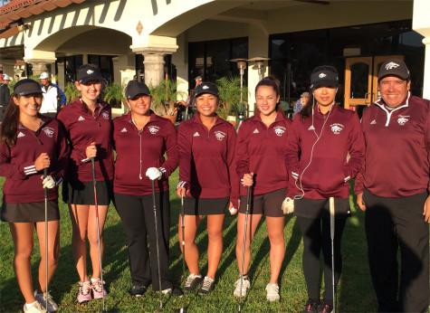 Girls' Golf to CIF for First Time