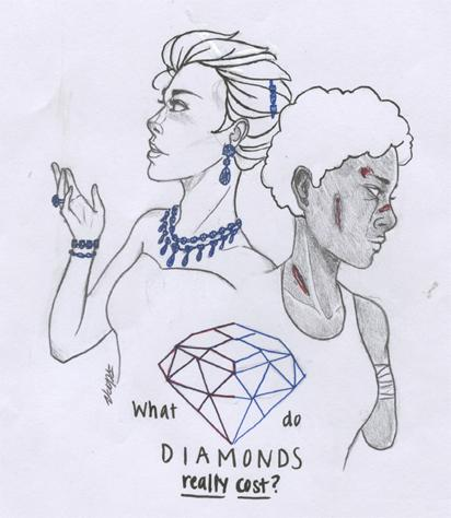 A Diamond Means True Love (And Inhumane African Labor)