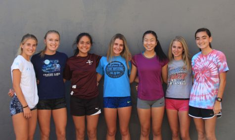Girl's Cross Country Scores Best in the US