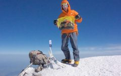 CHS Alumnus Endeavors to Climb the Seven Summits