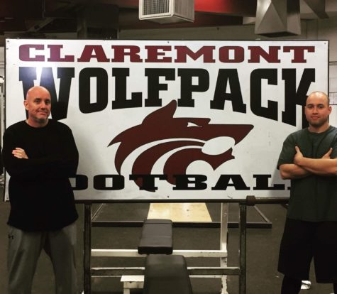 Father and Son–CHS Announces New Football Coaches