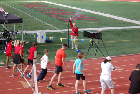 El Roble Teams Bring Olympic Style Racewalking to CHS