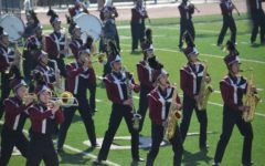 CHS Band Marches to State