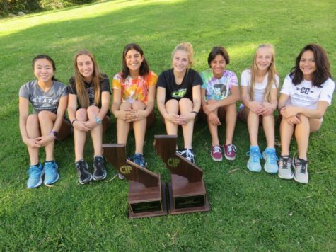 CHS Girls' Cross Country Runs Their Way to Nike Cross Nationals