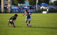 Lopez Reaches Goals in Soccer