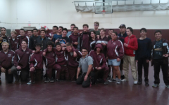 Wrestling Wins First Match in 10 Years