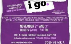 Claremont High School Theatre Presents 'Right Before I Go'