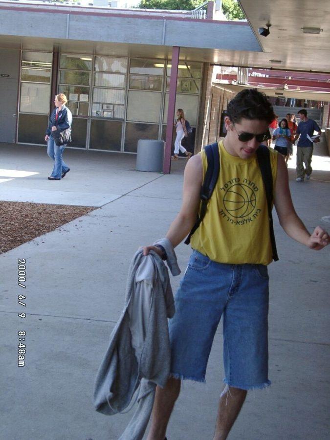 "Meet Ady Barkan: ""America's Greatest Activist,"" CHS Class of 2002"