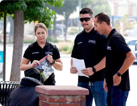 Claremont Police Raising Awareness for Growing Homeless Population