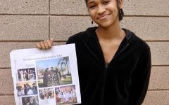 CHS Student Jayla Sheffield Appears in New York Times