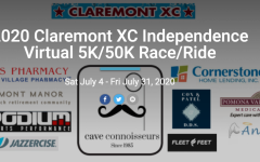 The The Independence 5K website where participants can sign up and register themselves for events.