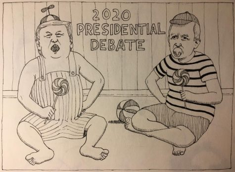 CHS Students Weigh in on the Presidential Debates