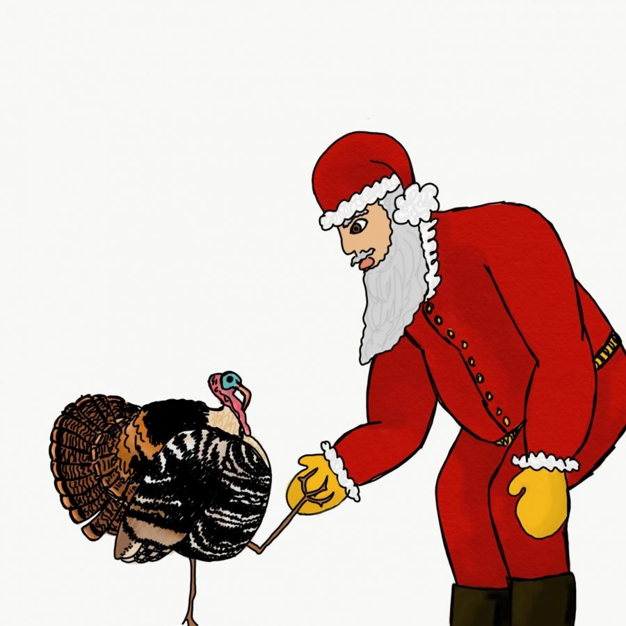 Letter to the Editor: Thanksgiving announces move to May; justifies early Christmas decorations (satire)