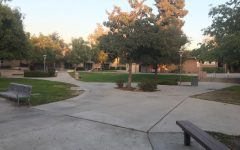 The empty CHS campus
