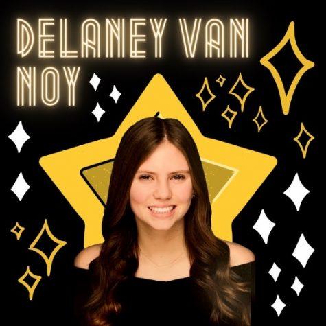 Homecoming Princess - Delaney Van Noy