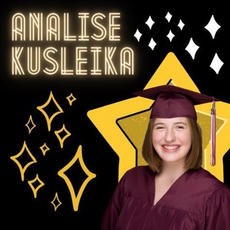 Homecoming Princess - Analise Kusleika