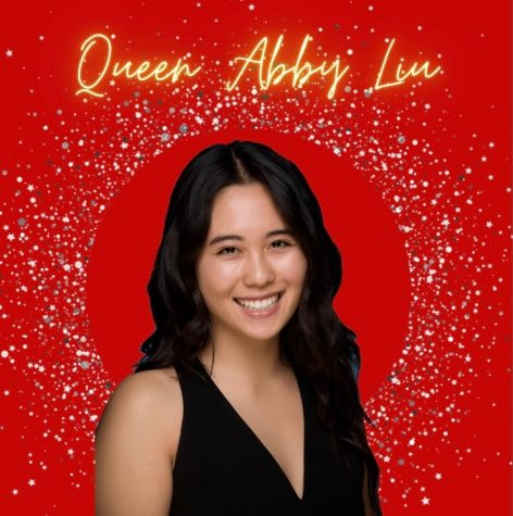Homecoming Queen: Abby Liu