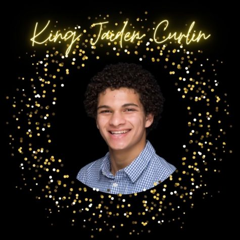 Homecoming King: Jaiden Curlin