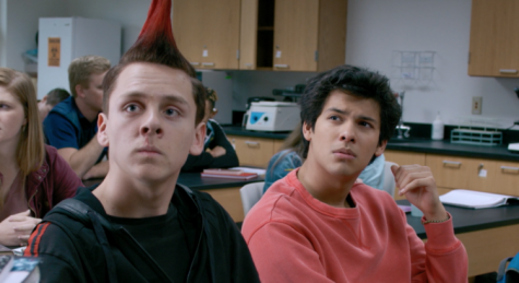 From Student to Screen: a spotlight on Cobra Kai actor, Jacob Bertrand