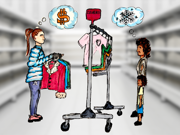 Thrifting, sustainable and accessible fashion, under threat