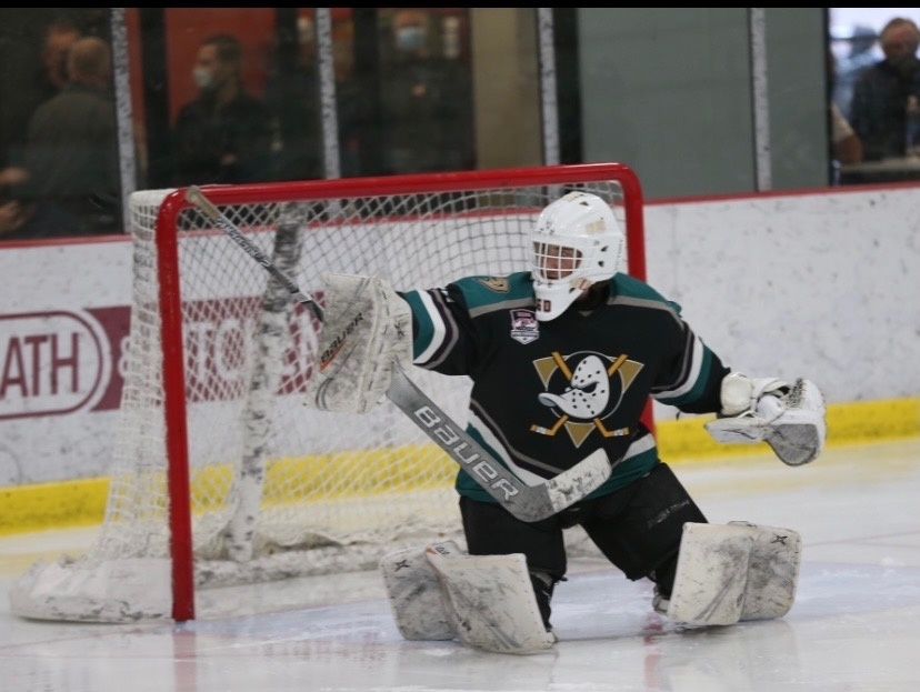 Lucas Massie skates north to play hockey for the Canadian Blackfalds Bulldogs