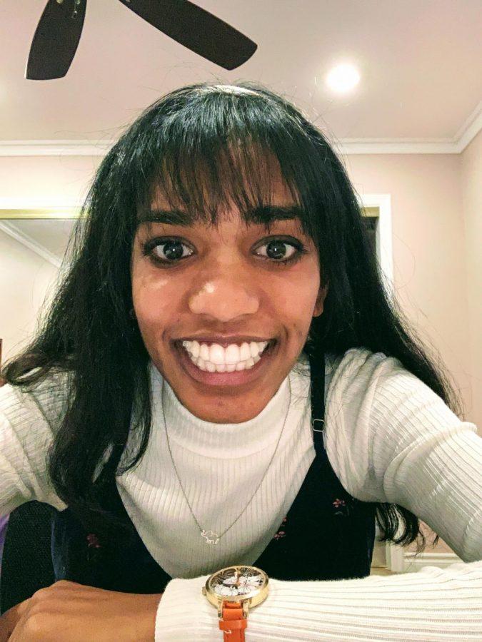 Salma Mohideen heads to Stanford University