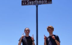 Best friends forevermore: lifelong pals Rowan Orlijan-Rhyne and Zack Kreines to attend Swarthmore College