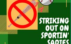 Striking out on Sportin Sadies (Satire)