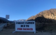 National forests temporarily close as fires in Southern California emerge